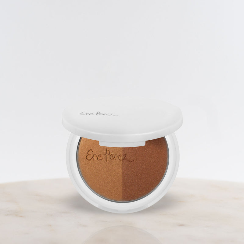 Open container of Ere Perez Rice Powder Bronzer