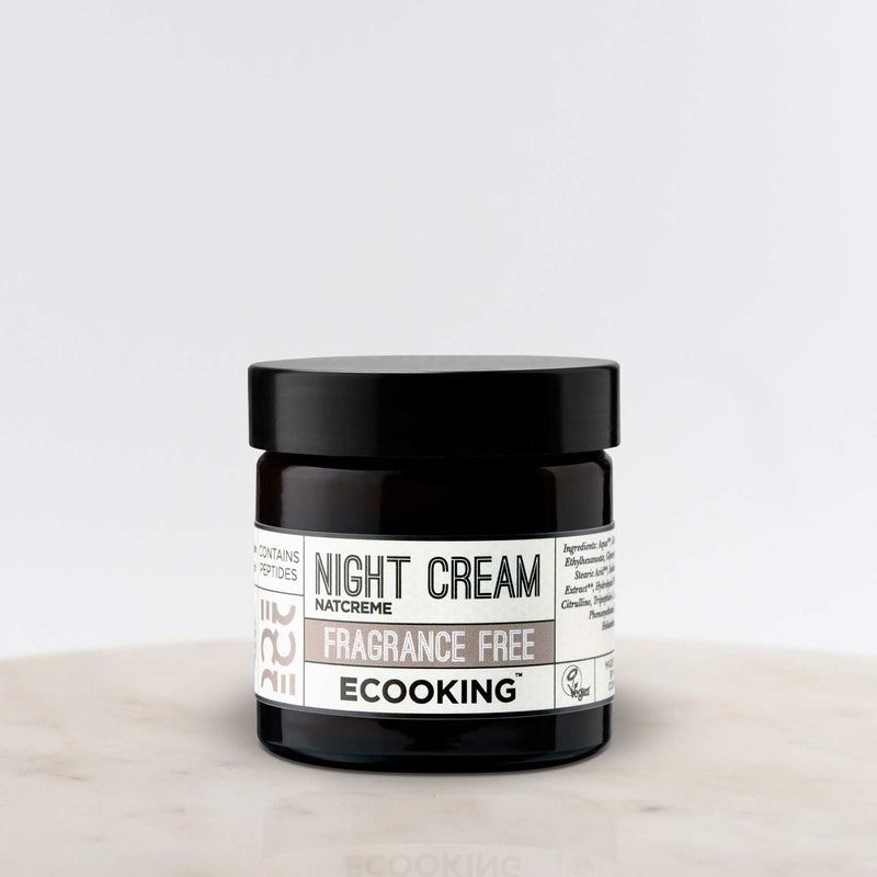 Ecooking Night Cream Fragrance Free