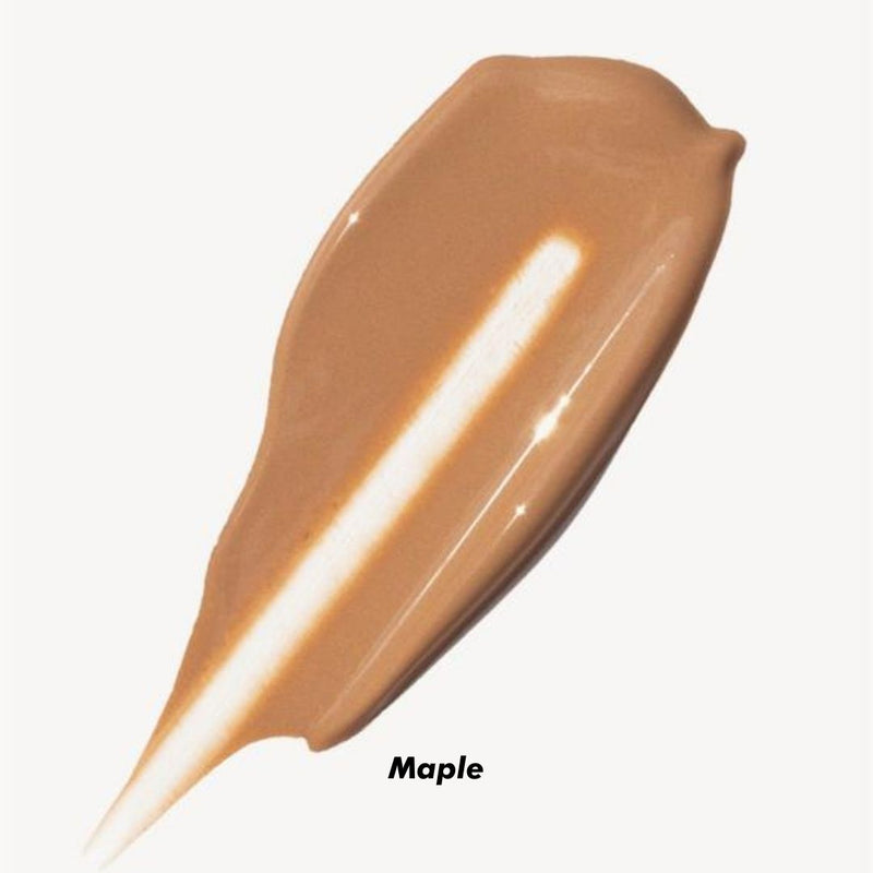 Ere Perez Oat Milk Foundations Maple Swatch