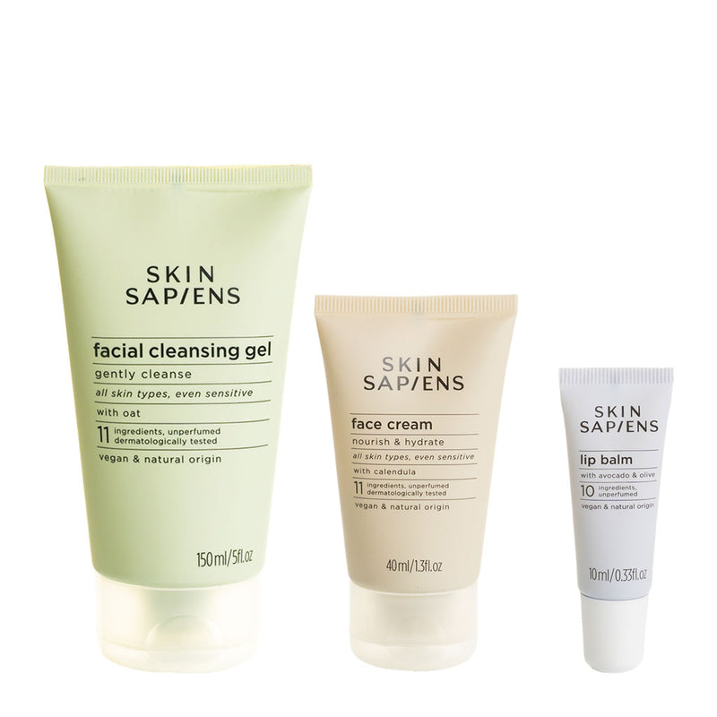 Full Set of Skin Sapiens Products