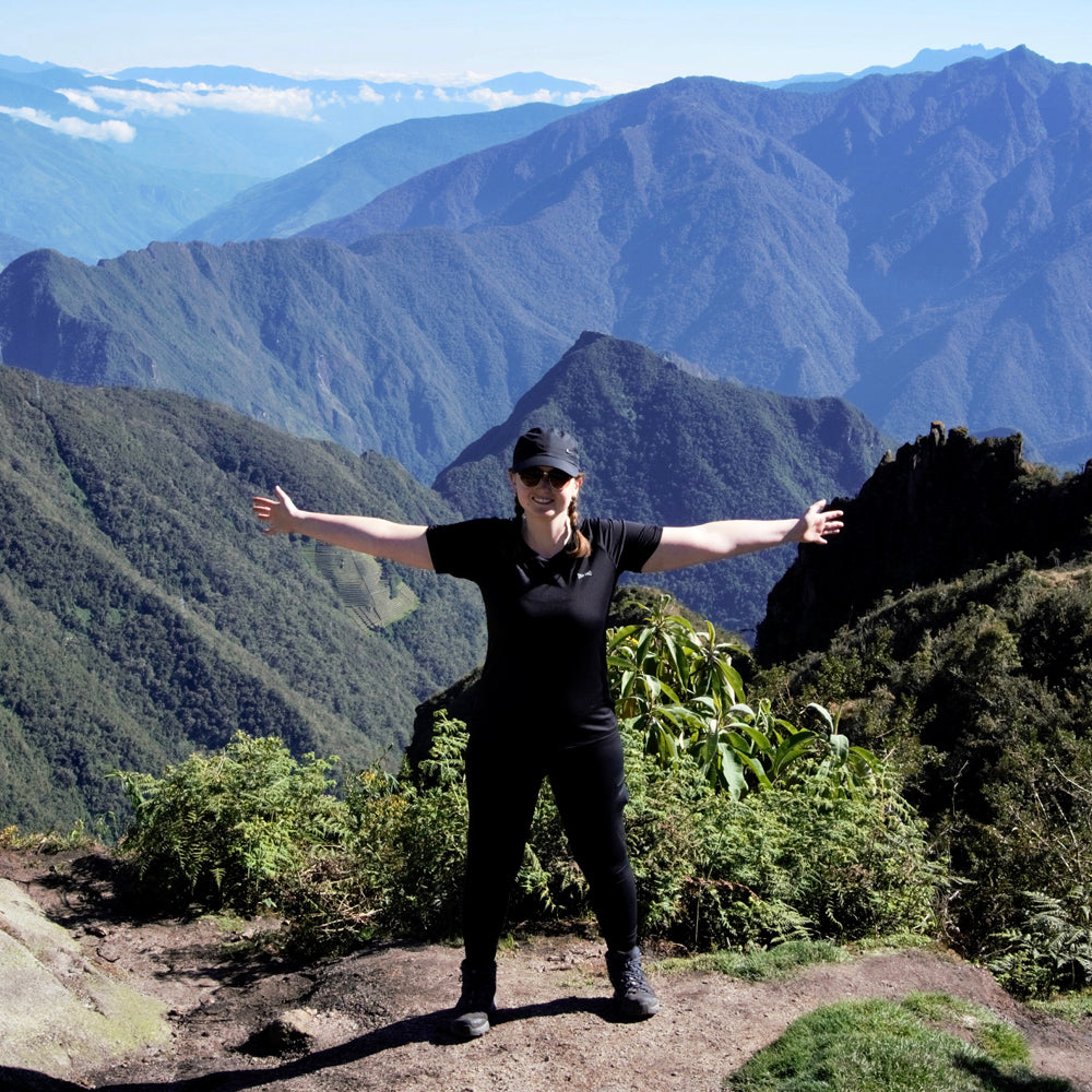 TOP FIVE TIPS: The Inca Trail with Natalia