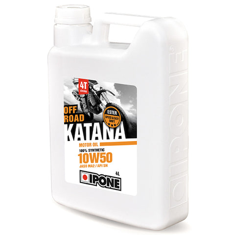 IPONE Katana Off road 10W50 4L