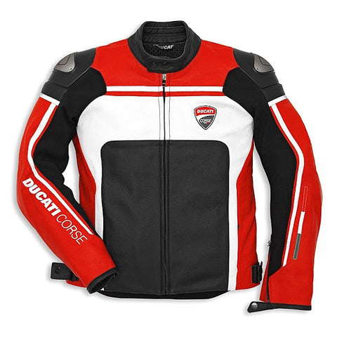 Ducati Corse C2 Leather Jacket