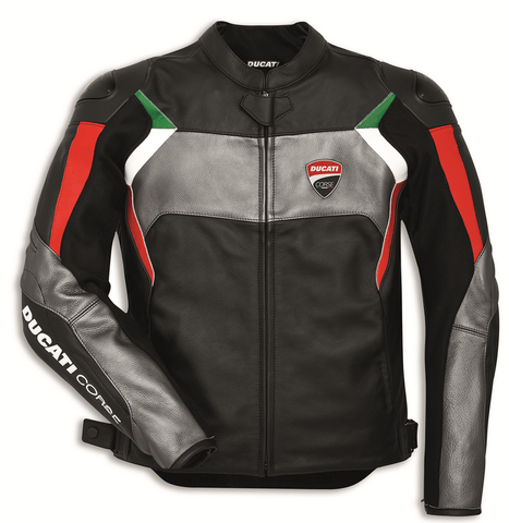 Ducati Corse C3 Leather Jacket