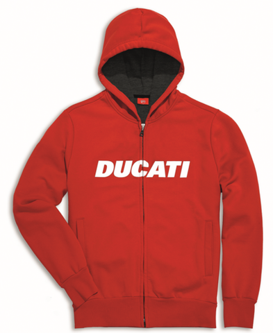 Ducati Hooded Kids Sweatshirt