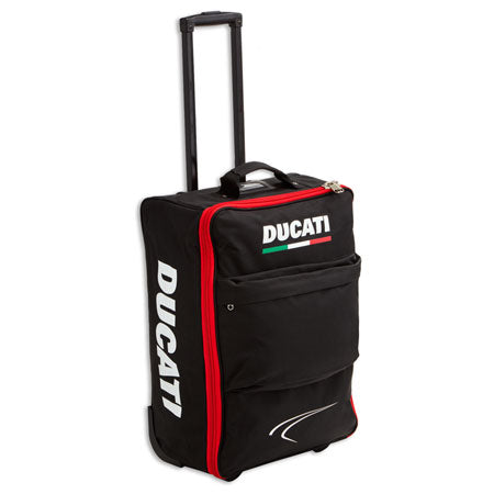Ducati Corse Carry On Travel Luggage