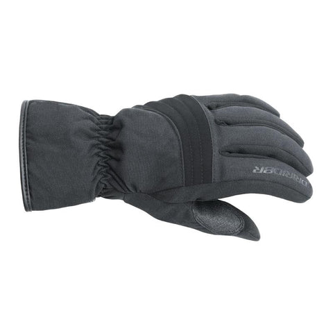 DRIRIDER TOUR RAIN GLOVE - BLACK
