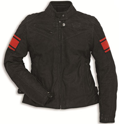 Ladies Ducati Dainese  Jacket - Classic C2
