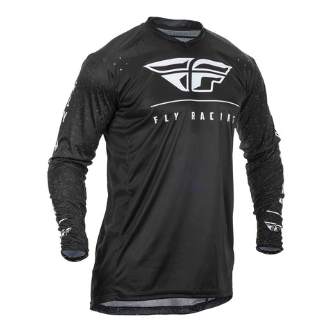 FLY 2020 LITE JERSEY - BLACK / WHITE
