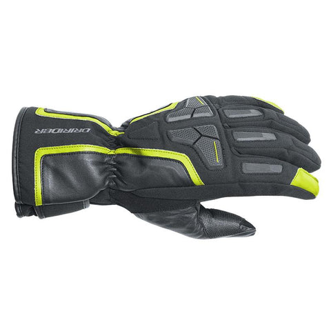 DRIRIDER JET GLOVE - BLACK / YELLOW