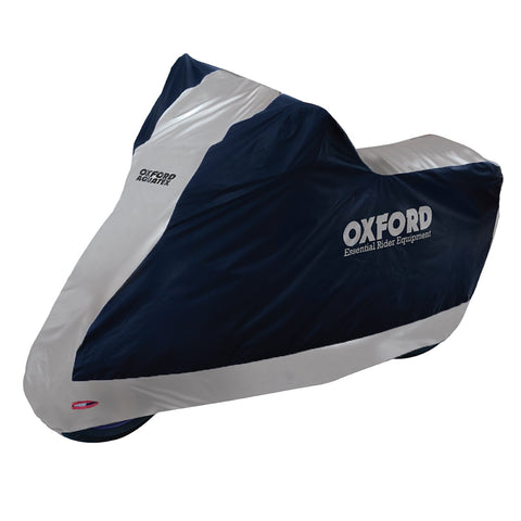 OXFORD AQUATEX XL NYLON M/CYCLE COVER
