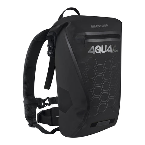 OXFORD AQUA V20 BACKPACK BLK  (NEW)