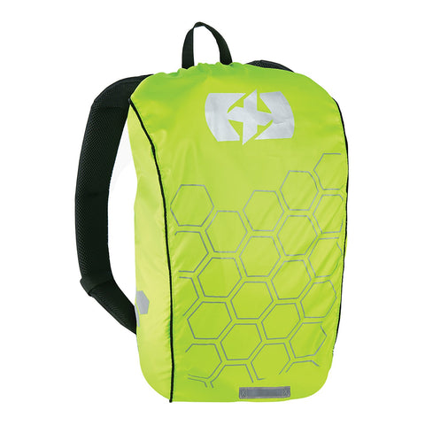 OXFORD BRIGHT COVER FLUORO HI-VIS RUCKSACK COVER  (NEW)