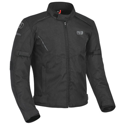 OXFORD DELTA 1.0 JACKETS - STEALTH BLACK