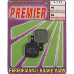 PREMIER BRAKE PADS Harrison Billet 4/6