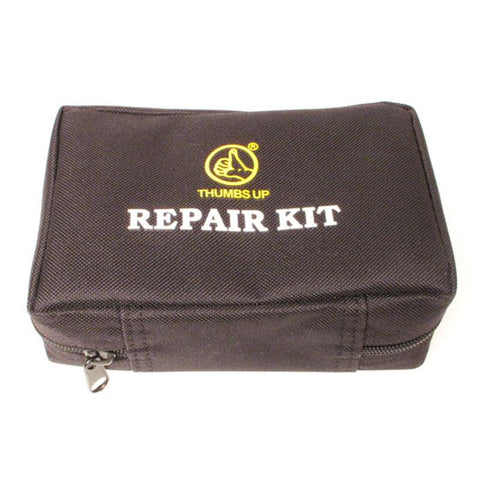 WHITES PUNCTURE REPAIR KIT CO2 (Seals Cannister Sml Reg Bag)
