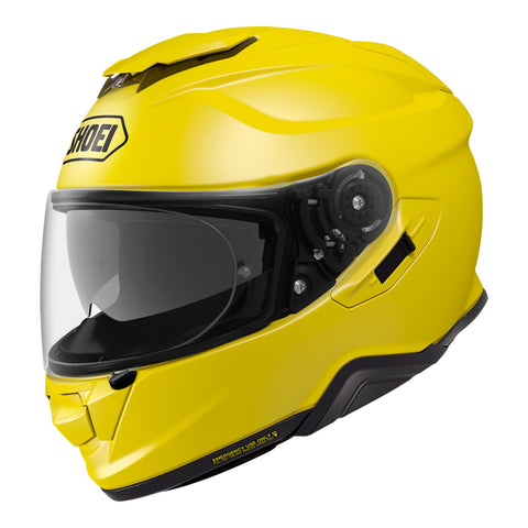 SHOEI GT-AIR 2 HELMET - YELLOW