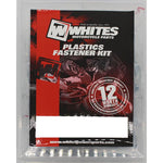 WHITES PLASTICS FASTENER KIT YAM YZF/WRF ASSTD CC AND YRS