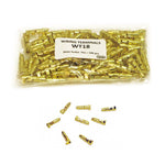 TERMINAL MALE BULLET       (PKT of 100PCS)