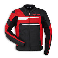 Ducati Speed Evo C1 Leather Jacket