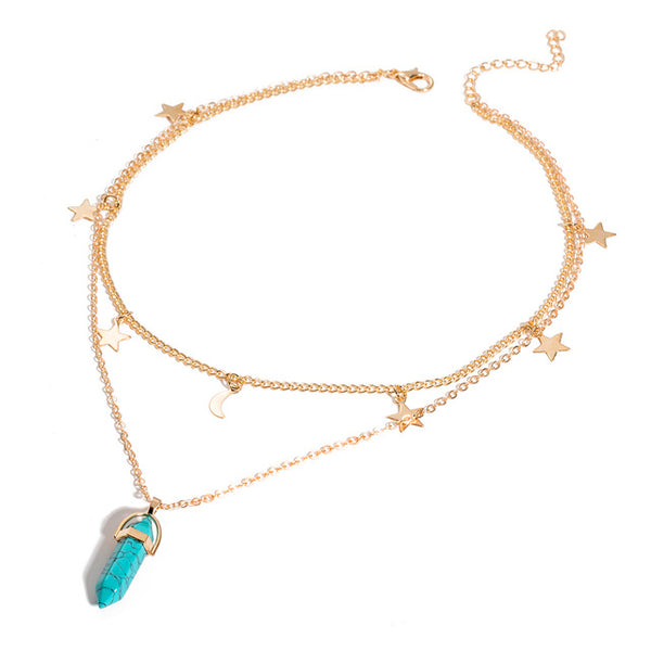 Madeline Multi-Layered Necklace