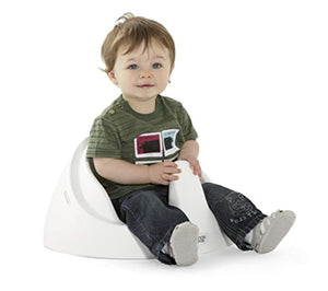 Mamas & Papas Baby Snug Seat and Activity Tray with Adjustable Features, Supportive, Stable and Easy Clean Design - Navy