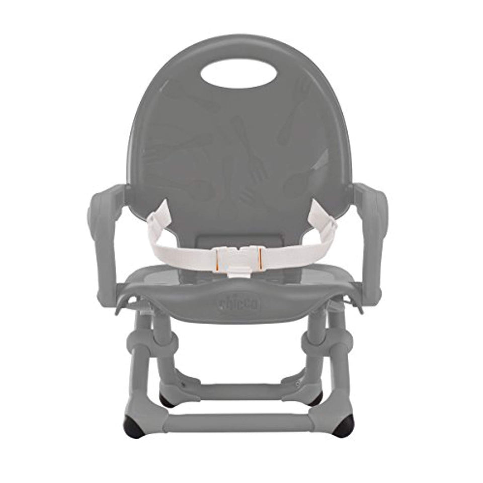 Chicco Pocket Snack Booster Seat, Dark Grey