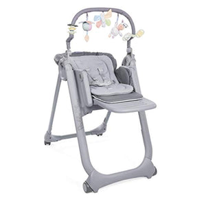 Chicco Polly Magic Relax Highchair Graphite