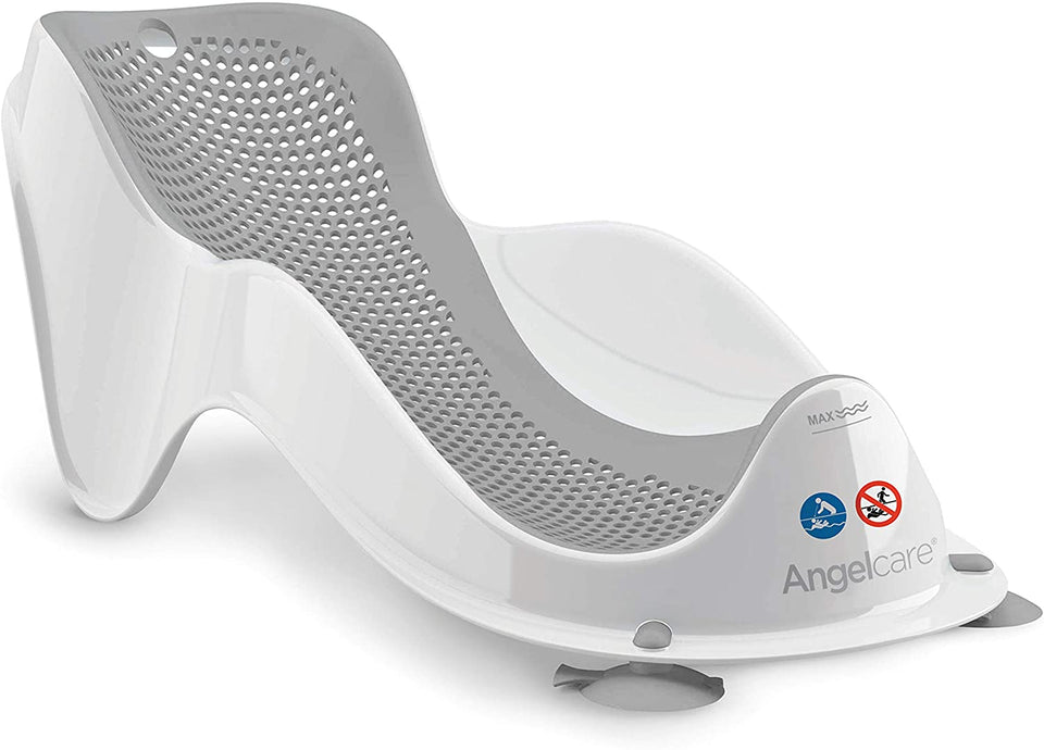 Angelcare Soft Touch Mini Bath Support in Grey