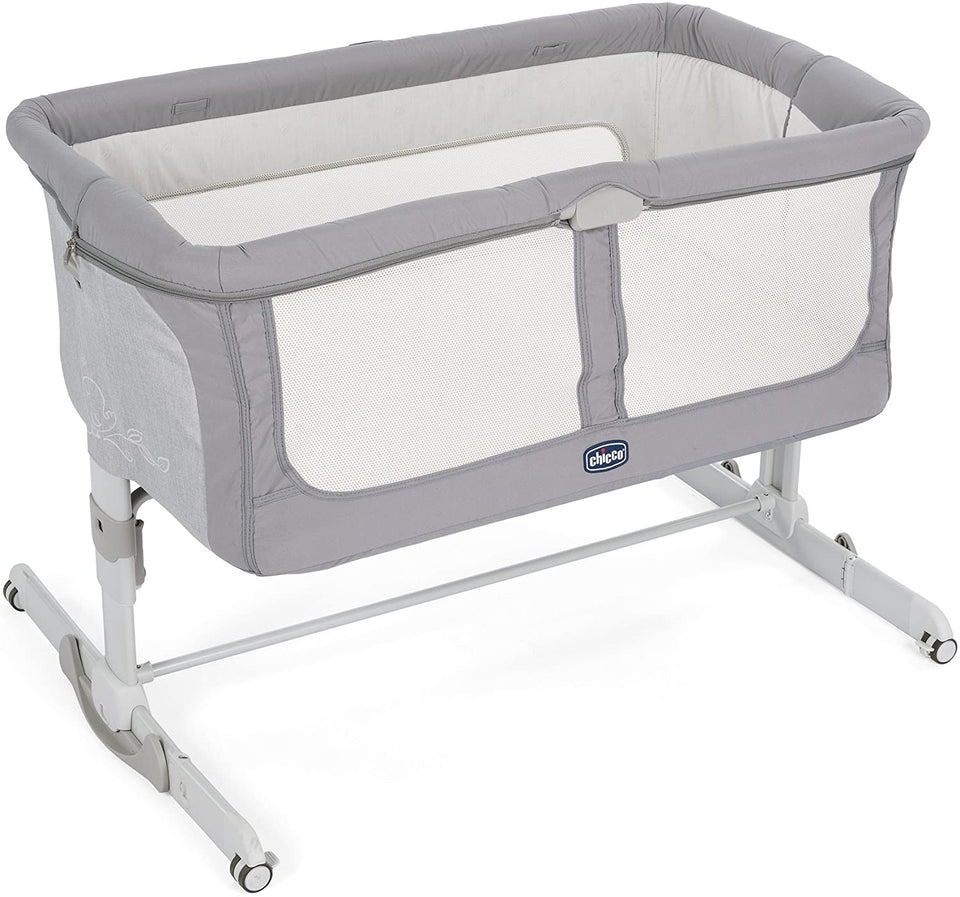 Chicco NEXT2ME Dream Crib, Graphite
