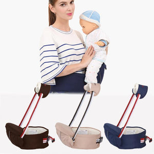 Multifunction Baby Carrier Ergonomic Sling Breathable Waist Stool Backpacks Waist Belt Kids Infant Hip Seat Baby Care
