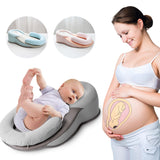 SLEEPWELL CRIB® SAFE PORTABLE HIGH ANTI-VOMITING AND ANTI-REFLUX BABY CRIB