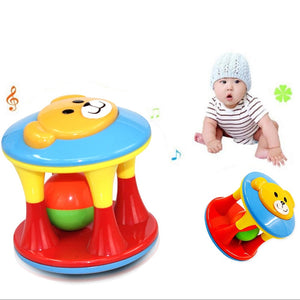 Infant Develop Baby Intelligence Rattle