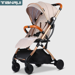 TIANRUI 2 in 1  Lightweight Pushchair/Stroller