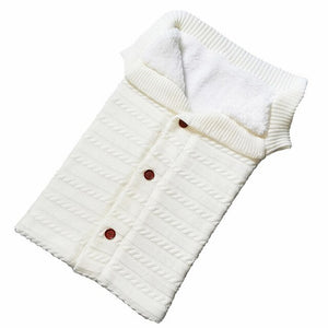 Soft Baby swaddling wrap Sleeping Foot-Muffs