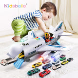 Kids Simulation Aeroplane Track and Cars