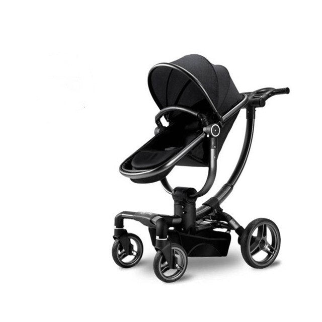 BabyRising® Luxury High View Baby 3 in 1 Multi-Function Pushchair