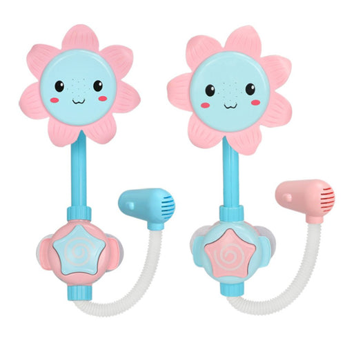 Creative Baby Bath Water Spraying Shower Toy