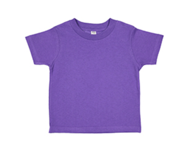 Rabbit Skins Toddler Fine Jersey T-Shirt
