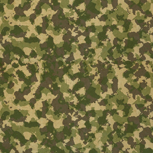 "Camouflage Camo Modern Pattern Decal 12"" x 12"" Sheet Waterproof - Gloss Finish"
