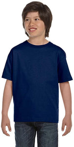 BASIC COLORS Gildan 50/50 Dryblend T-Shirt Youth