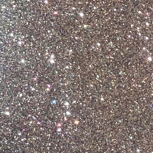 "Light Multi Glitter HTV 12"" x 19.5"" Sheet - Heat Transfer Vinyl"