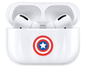 Case Clear Acrylic - Airpods Pro - Protective Shell - Perfect for Customization