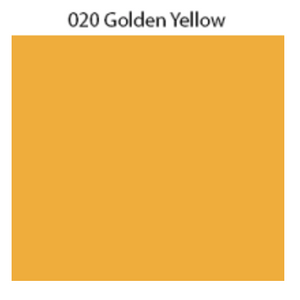 Solid Decal Oracal 651 12 X / Golden Yellow Decal