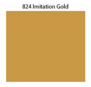 Solid Decal Oracal 651 12 X / Imitation Gold Decal