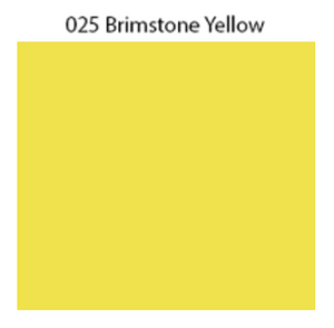 Solid Decal Oracal 651 12 X / Brimstone Yellow Decal