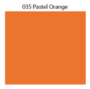 Solid Decal Oracal 651 12 X / Pastel Orange Decal