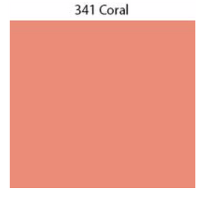 Solid Decal Oracal 651 12 X / Coral Decal