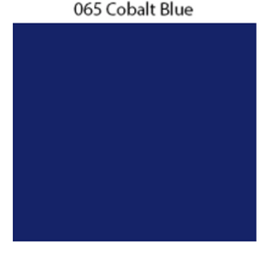 Solid Decal Oracal 651 12 X / Cobalt Blue Decal