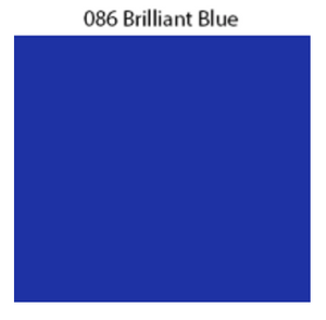 Solid Decal Oracal 651 12 X / Brilliant Blue Decal